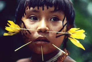 --Yanomami--