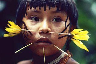 --Yanomami--