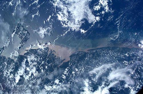 El Orinoco en el Atlántico