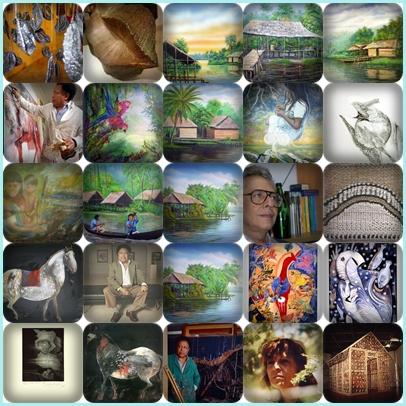 Creadores y Arte del Delta Amacuro