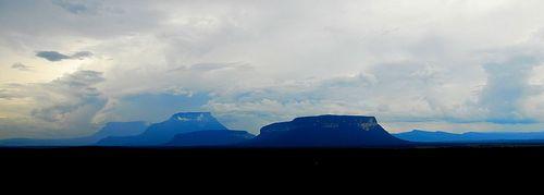 Tepuyes - Gran Sabana